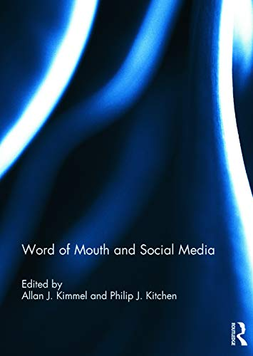 9780415743808: Word of Mouth and Social Media