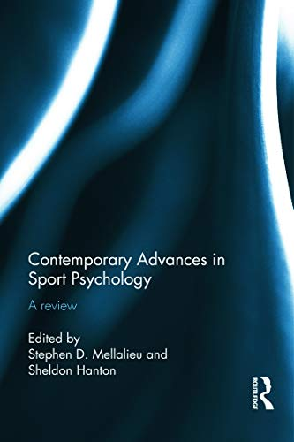 9780415744379: Contemporary Advances in Sport Psychology: A Review
