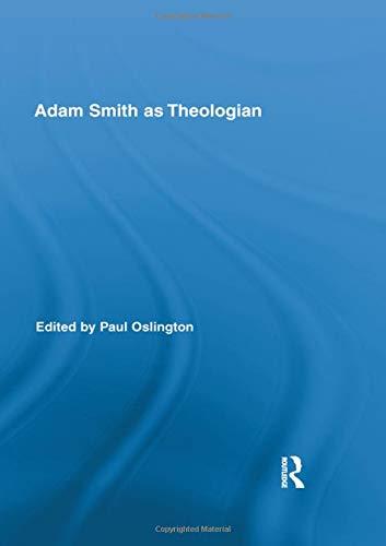 9780415744638: Adam Smith As Theologian