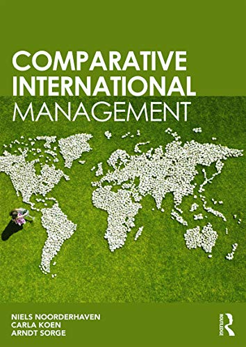 9780415744836: Comparative International Management