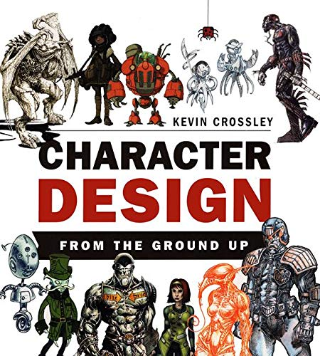 9780415745093: Character Design From the Ground Up