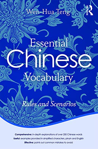9780415745406: Essential Chinese Vocabulary: Rules and Scenarios