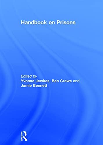 9780415745659: Handbook on Prisons