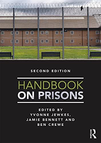 9780415745666: Handbook on Prisons
