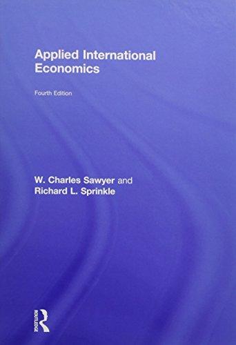 9780415746205: Applied International Economics