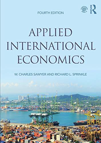 9780415746212: Applied International Economics