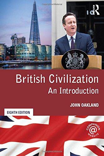 9780415746885: British Civilization: An Introduction