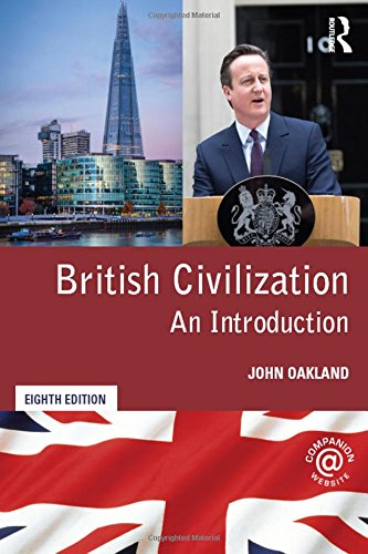 9780415746885: British Civilization: An Introduction
