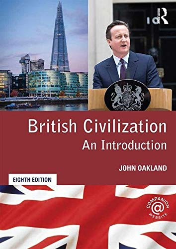 9780415746892: British Civilization: An Introduction