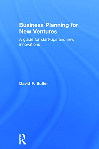9780415746960: Business Planning for New Ventures: A guide for start-ups and new innovations