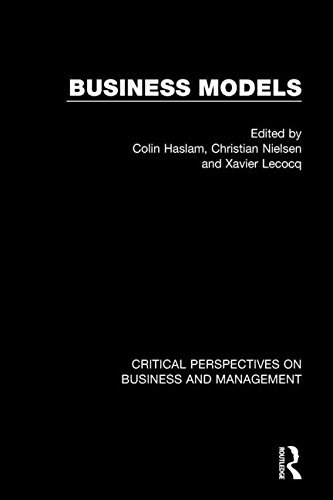 9780415747257: Business Models
