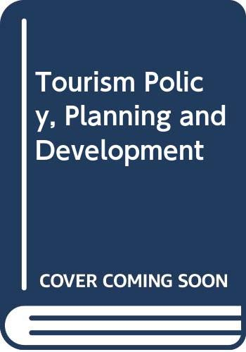 9780415747523: Tourism Policy, Planning and Development