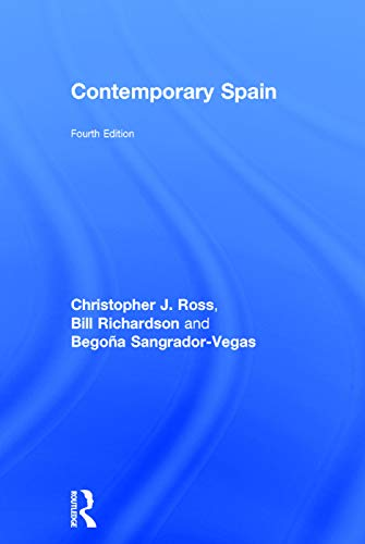 9780415747875: Contemporary Spain