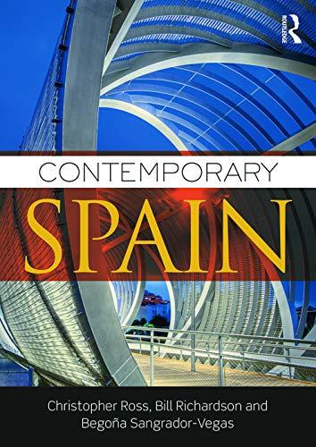 9780415747882: Contemporary Spain