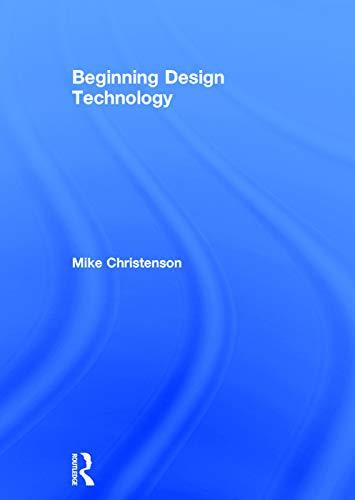 9780415747943: Beginning Design Technology