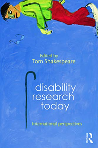 9780415748445: Disability Research Today: International Perspectives