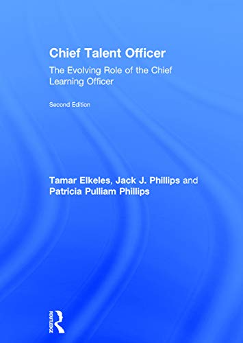 9780415749596: Chief Talent Officer: The Evolving Role of the Chief Learning Officer