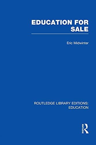 9780415750479: Education for Sale
