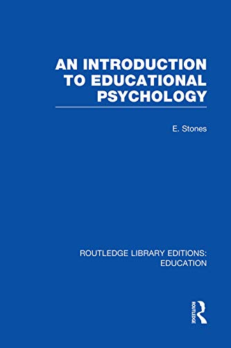 9780415750554: An Introduction to Educational Psychology (Routledge Library Editions: Education)