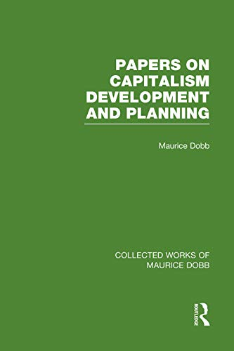 9780415751438: Papers on Capitalism, Development and Planning