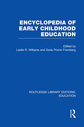 9780415753395: Encyclopedia of Early Childhood Education