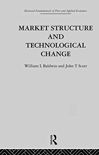 9780415753685: Market Structure and Technological Change