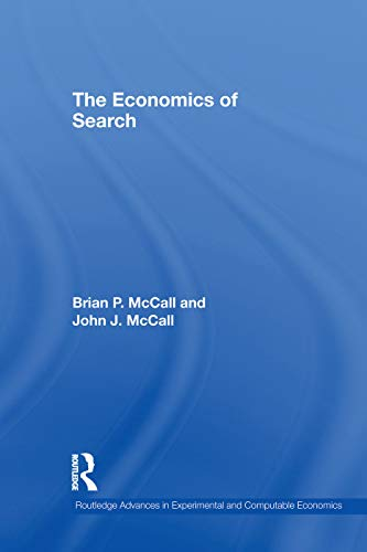 9780415753982: The Economics of Search (Routledge Advances in Experimental and Computable Economics)