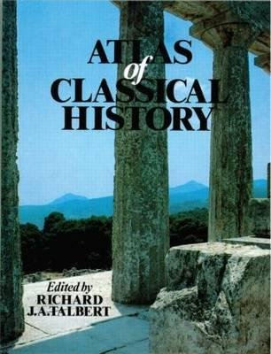 9780415755269: Atlas of Classical History