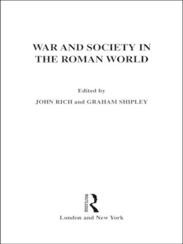 9780415755726: War and Society in the Roman World (Leicester-Nottingham Studies in Ancient Society)