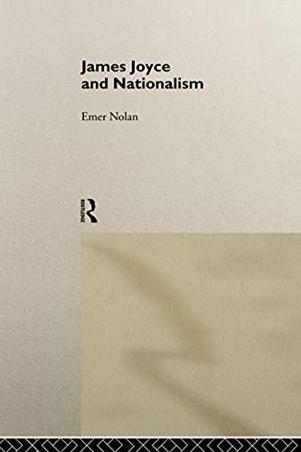 9780415756341: James Joyce and Nationalism