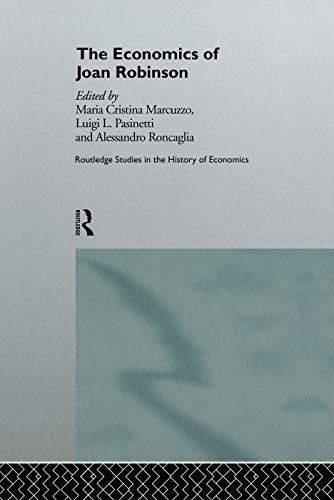 9780415756815: The Economics of Joan Robinson (Routledge Studies in the History of Economics)