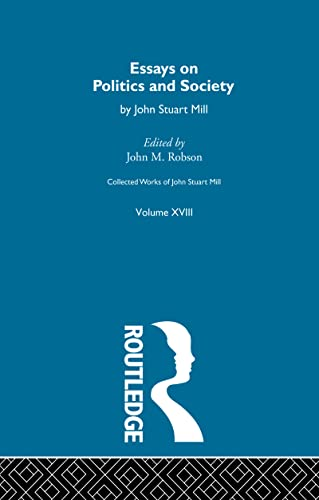 9780415756969: Collected Works of John Stuart Mill