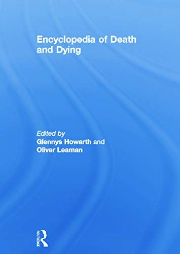 9780415757577: Encyclopedia of Death and Dying