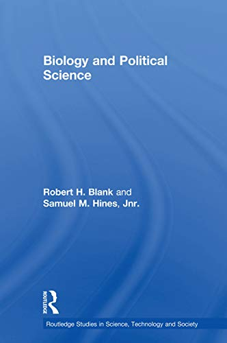 9780415757737: Biology and Political Science (Routledge Studies in Science, Technology and Society)