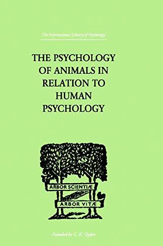 9780415757911: Psychol Animals Ilpsy 59