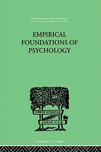 9780415758048: Empirical Foundations Of Psychology