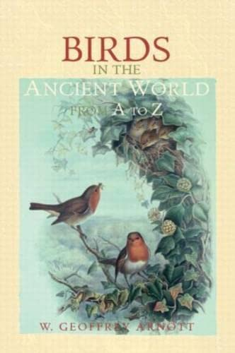 9780415758383: Birds in the Ancient World from A to Z