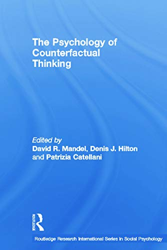 9780415758659: The Psychology of Counterfactual Thinking (Routledge Research International Series in Social Psychology)