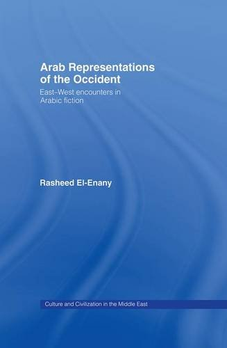 9780415758833: Arab Representations of the Occident (Culture and Civilization in the Middle East)