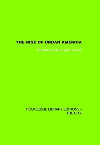 9780415759649: The Rise of Urban America