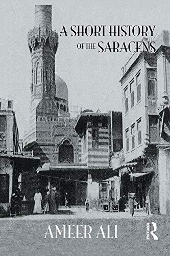 Short History Of The Saracens: Ali