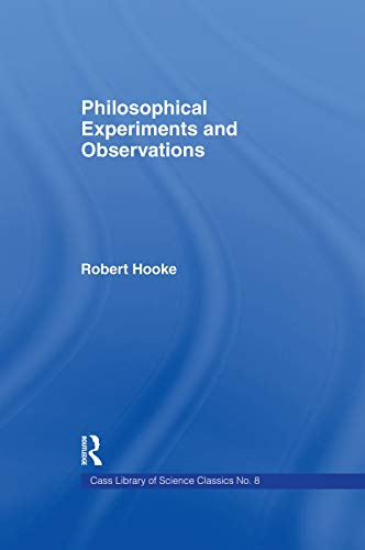 9780415760331: Philosophical Experiments and Observations