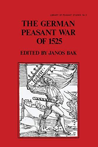 9780415761147: The German Peasant War of 1525