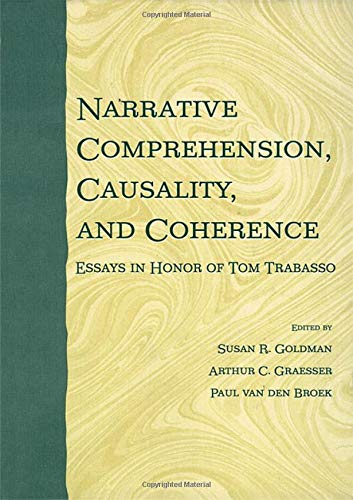 9780415761635: Narrative Comprehension, Causality, and Coherence: Essays in Honor of Tom Trabasso