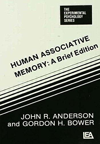 9780415762977: Human Associative Memory