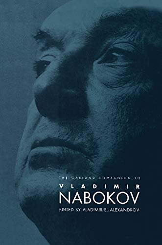 9780415763622: The Garland Companion to Vladimir Nabokov (Garland Reference Library of the Humanities)