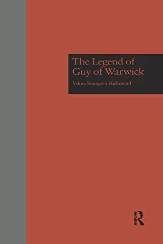 9780415763769: The Legend of Guy of Warwick (Garland Studies in Medieval Literature)