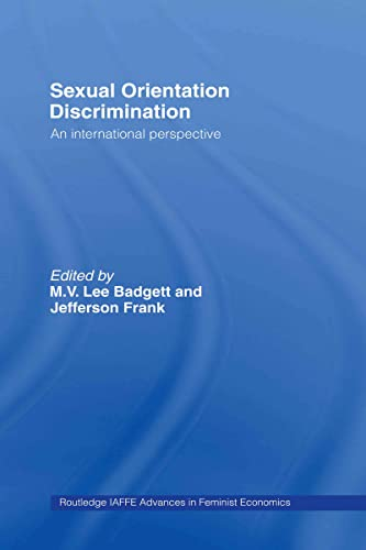 9780415770231: Sexual Orientation Discrimination: An International Perspective