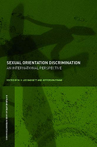 9780415770248: Sexual Orientation Discrimination: An International Perspective