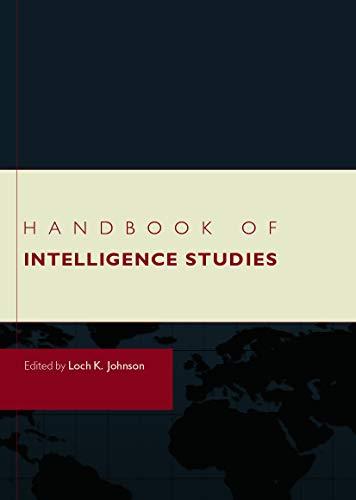 9780415770507: Handbook of Intelligence Studies